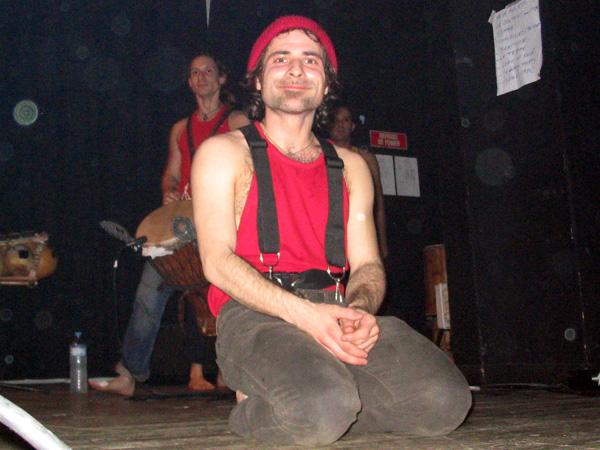 Spectacle Salle de la Cité - 13 mars 2004 - Photo 01
