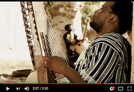 Ibrahim Keita and Nankama videoclip « Réveil » !